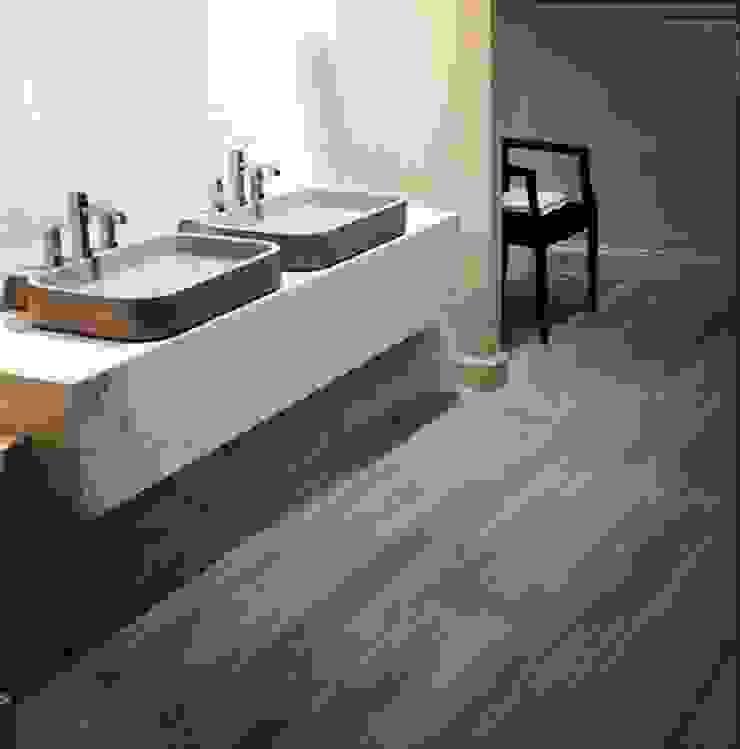 Minimalist style bathroom by Plaza Yapı Malzemeleri Minimalist