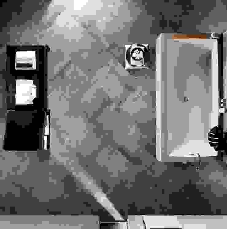 Industrial style bathrooms by Plaza Yapı Malzemeleri Industrial