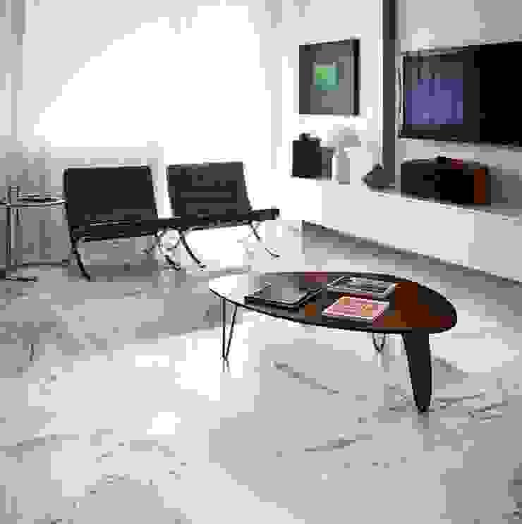 Modern Living Room by Plaza Yapı Malzemeleri Modern