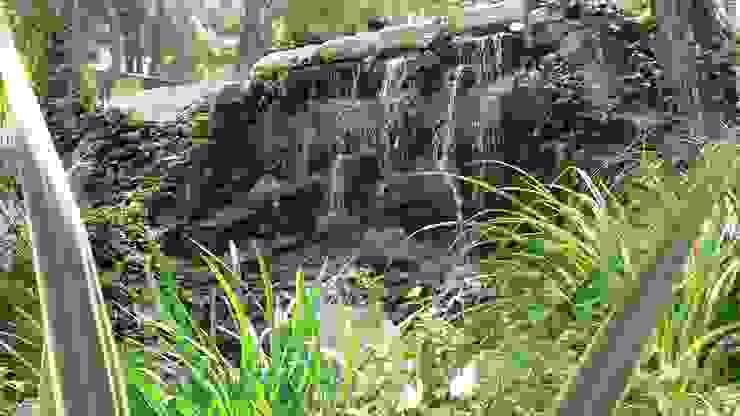 Jardines de estilo mediterráneo de sihirlipeyzaj Mediterráneo