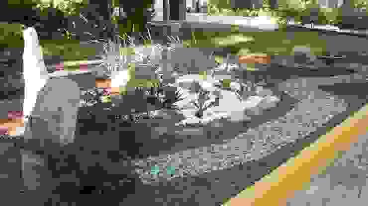 아시아스타일 정원 by sihirlipeyzaj 한옥