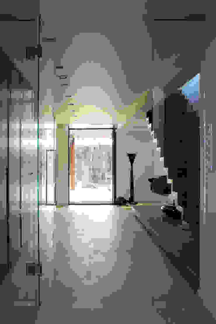 PRACOWNIA 111 Pasillos, vestíbulos y escaleras modernos