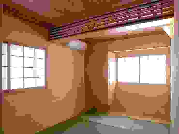 和室 オリジナルスタイルの 寝室 の 株式会社エキップ オリジナル
