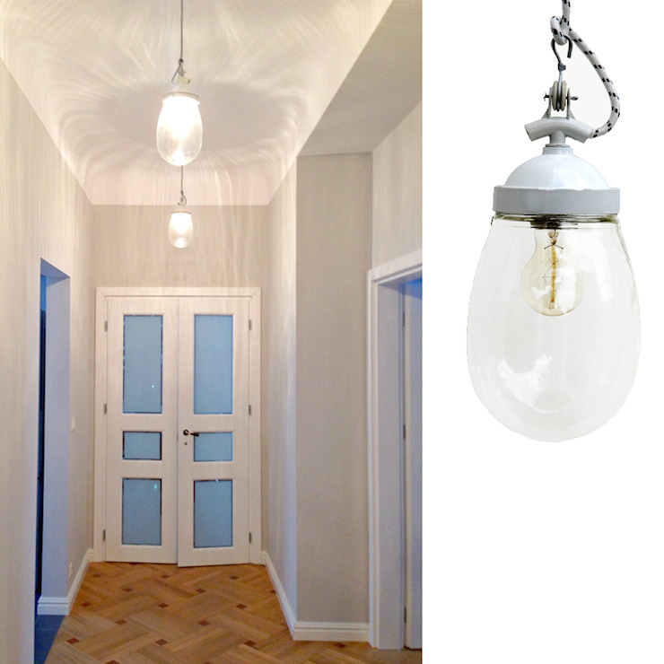 lampa wisząca loft Zangra 049 od Intterno Industrialny