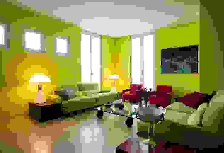 Modern Living Room by cpm gesellschaft von architekten mbh Modern