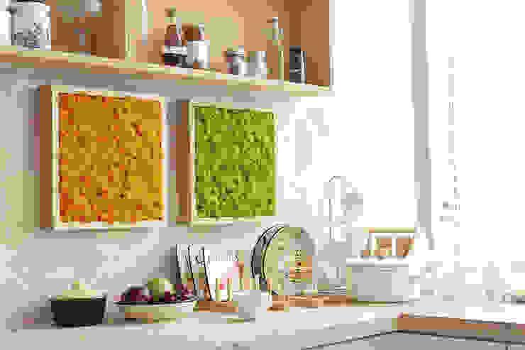 Mutfak Dekorasyon İskandinav Ormanlarından Canlı Tablolar İskandinav