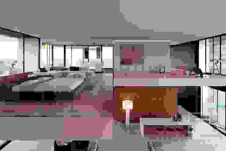 Dormitorios minimalistas de i-project Minimalista