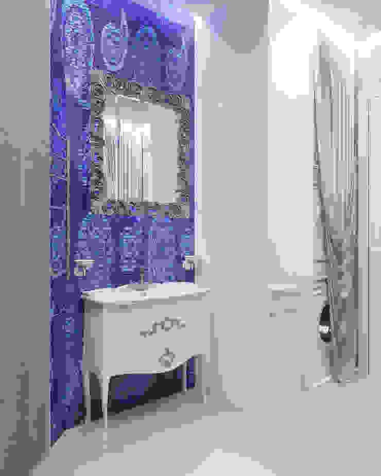 ЖК <q>Тихвин</q> Ванная в классическом стиле от Частный дизайнер и декоратор Девятайкина Софья Классический