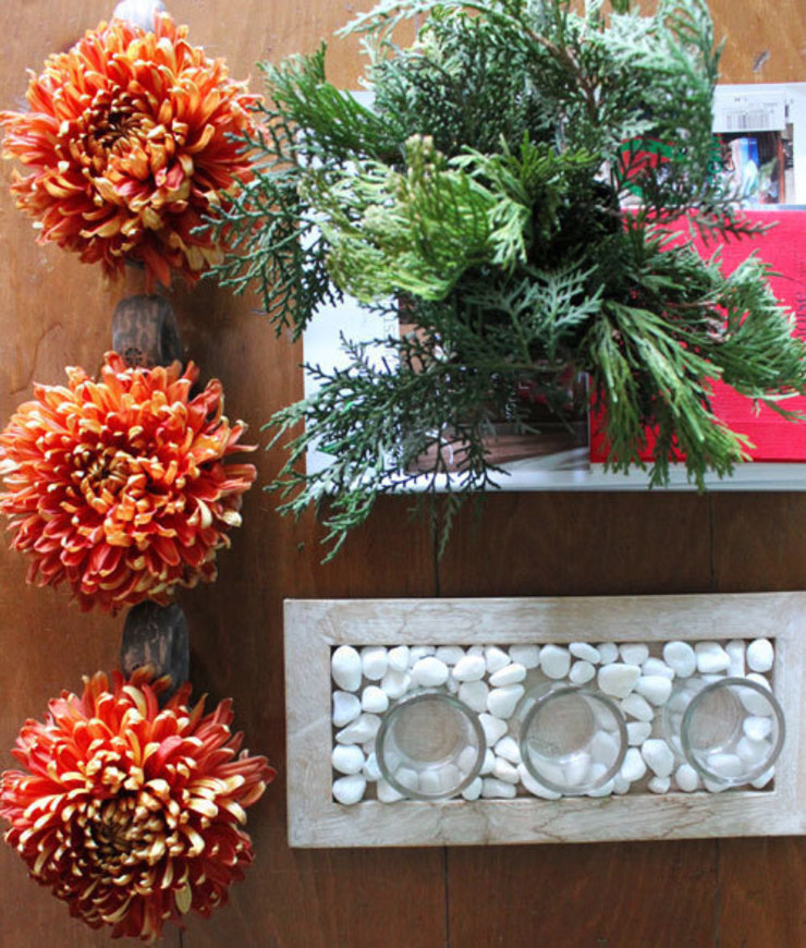 Декорирование кофейного столика L'Essenziale Home Designs Гостиные в эклектичном стиле