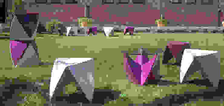 Projekty,  Ogród zaprojektowane przez Arredo-Giardino.com,