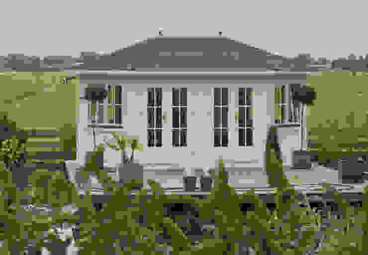 Summerhouses 클래식스타일 정원 by Garden Affairs Ltd 클래식