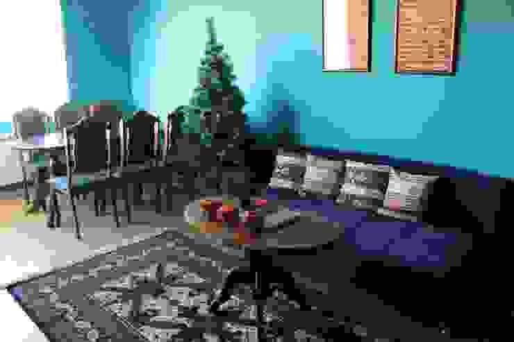 Гостиная после ремонта L'Essenziale Home Designs