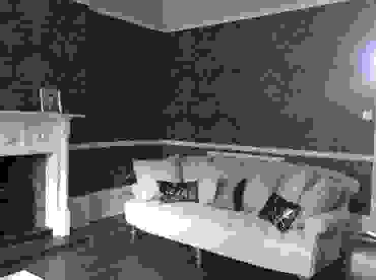 lUXURY LIVING ROOMS Klassieke woonkamers van Debra Carroll Interiors Klassiek