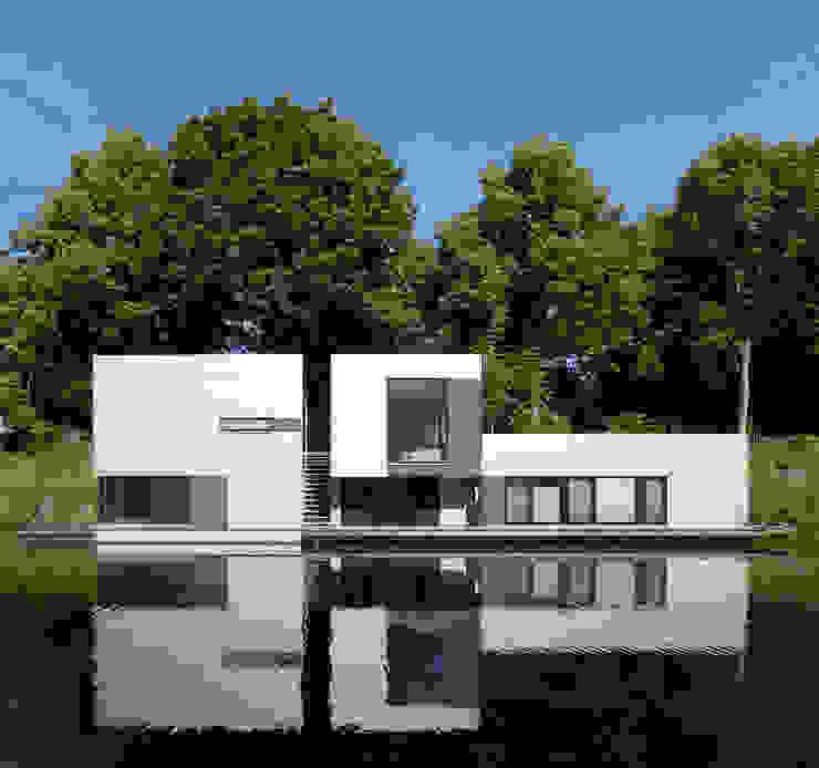 Дома в классическом стиле от DFZ Architekten Классический