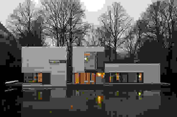 Casas  por DFZ Architekten,