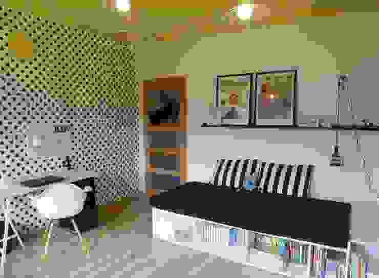 Dormitorios infantiles de estilo ecléctico de NaNovo Ecléctico