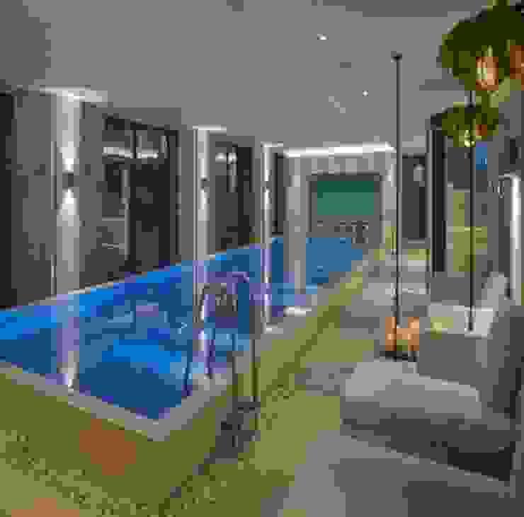 Dormy House Hotel Pool motive8 Басейн