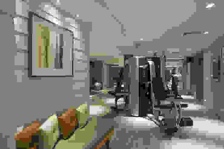 Dormy House Hotel Gym motive8 Спортзал