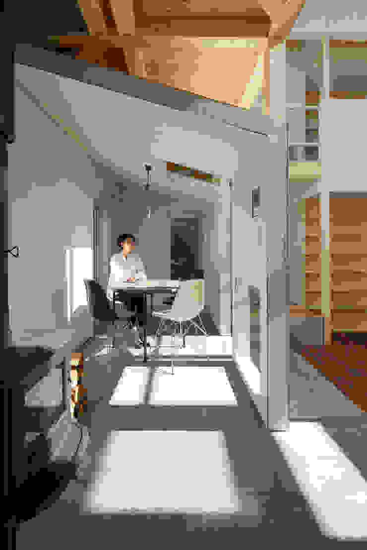 カフェの間 北欧デザインの ダイニング の 一級建築士事務所 Atelier Casa 北欧