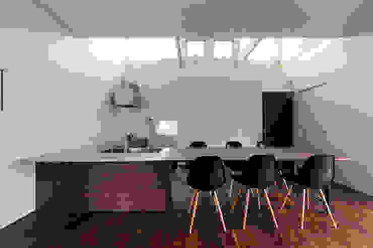 Dapur oleh 一級建築士事務所 Atelier Casa, Modern