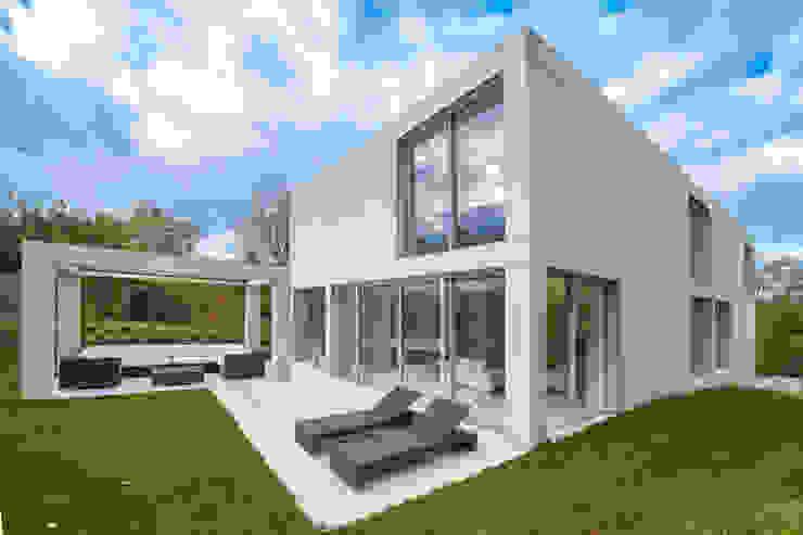 EINFAMILIENHAUS KLOSTERNEUBURG | AUT Moser Architects Villa
