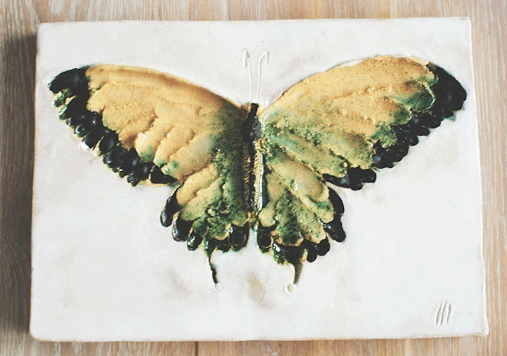 motyl NOCNY od homify Kolonialny