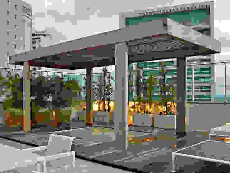 Spa by Anaíne Vieira Pitchon Arquitetura e Interiores ,