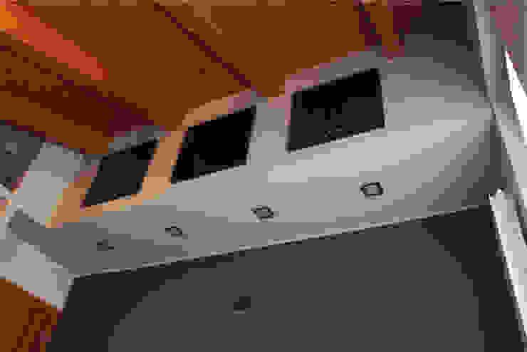 Laura Lucente Architetto ห้องทำงาน/อ่านหนังสือ