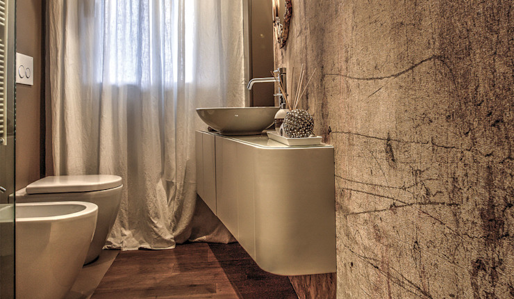 Bathroom by cristina zanni designer, Modern