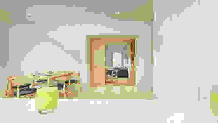 Casa em Lavra, Matosinhos: Cozinhas  por ASVS Arquitectos Associados