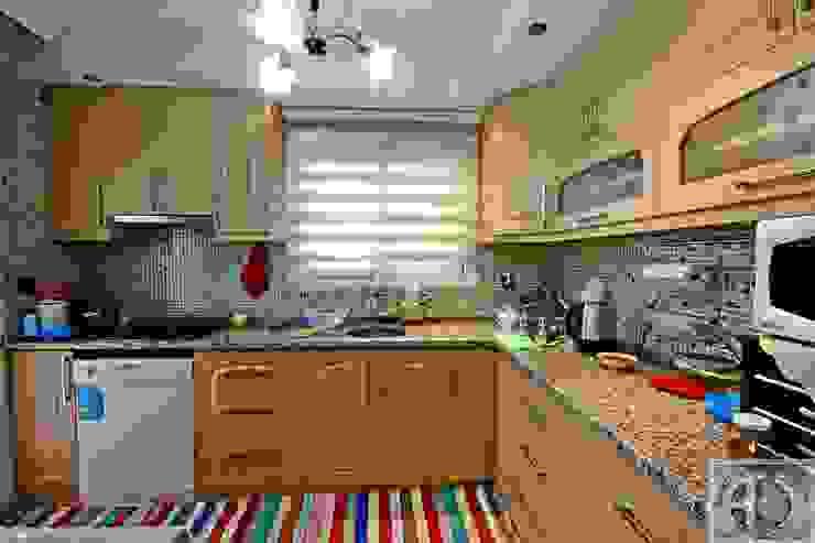 Akdeniz Dekorasyon Modern kitchen