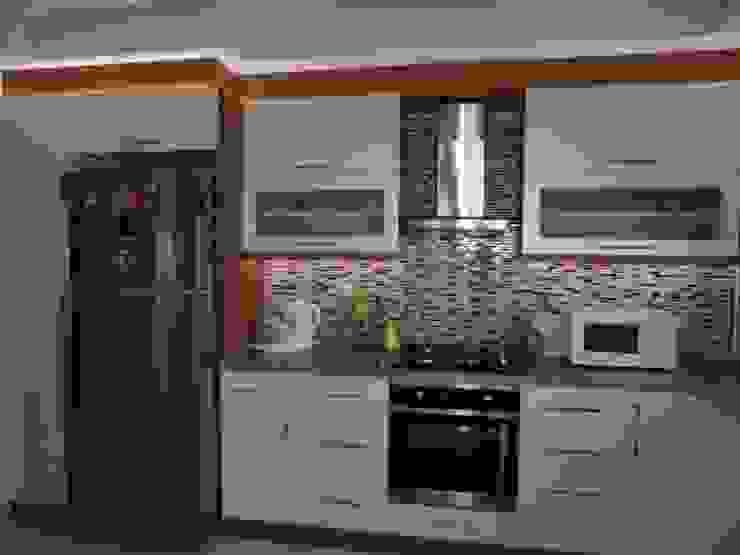 Mutfak Uygulamalarımız Modern Mutfak Akdeniz Dekorasyon Modern