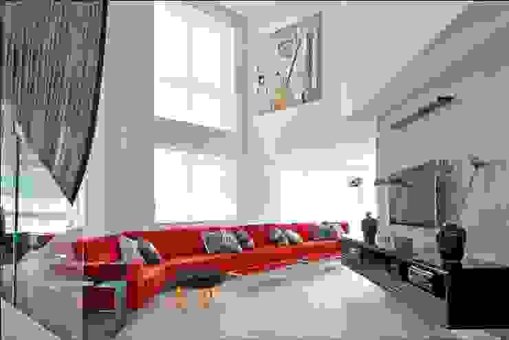 Cassio Gontijo Arquitetura e Decoração Modern Living Room