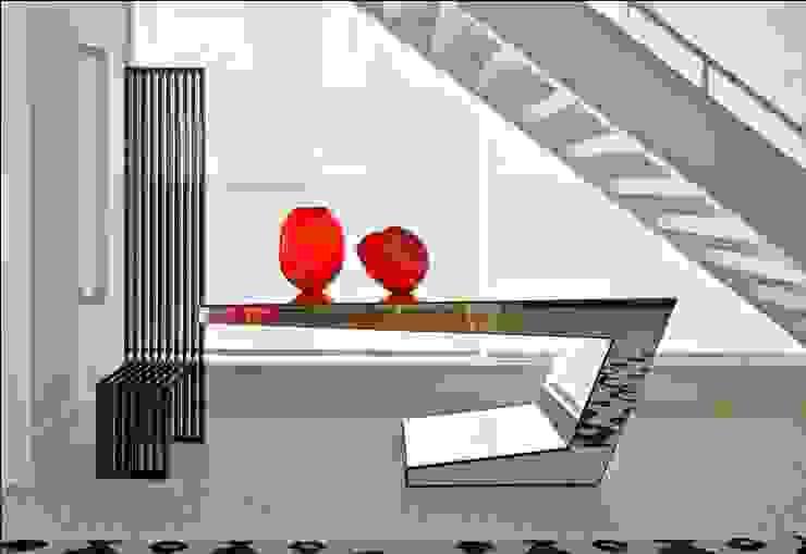 Cobertura Gutierrez por Cassio Gontijo Arquitetura e Decoração Moderno