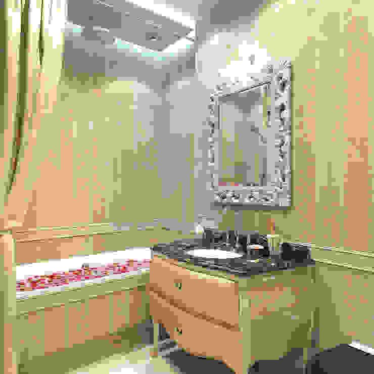 Ванная Ванная в классическом стиле от Aledoconcept Классический