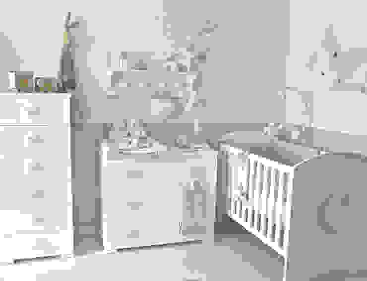 Habitación Luna de Baby Luna Moderno