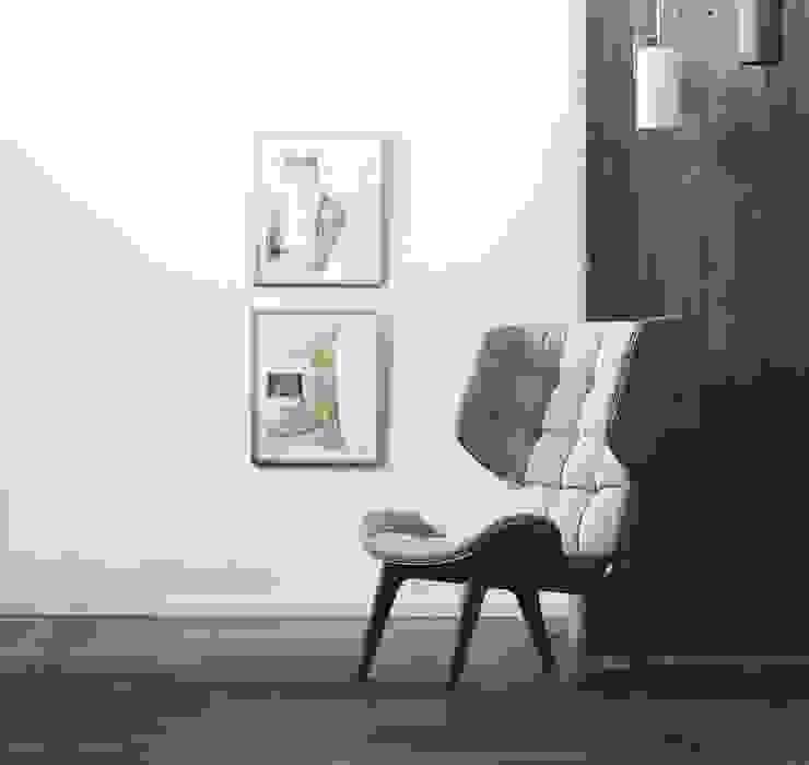 Mammoth Sessel Fluffy von HELSINKI DESIGN Skandinavisch