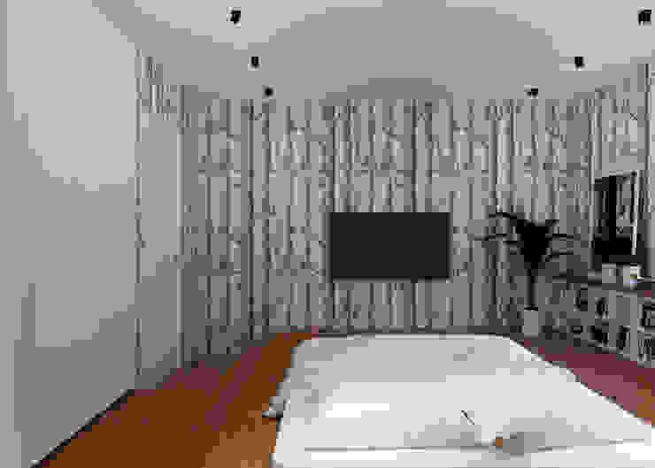 3D GROUP Minimalist bedroom