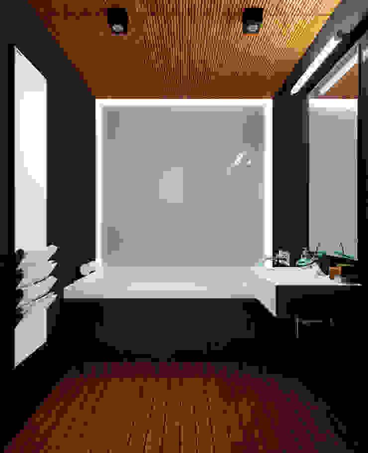 3D GROUP Minimalist style bathroom