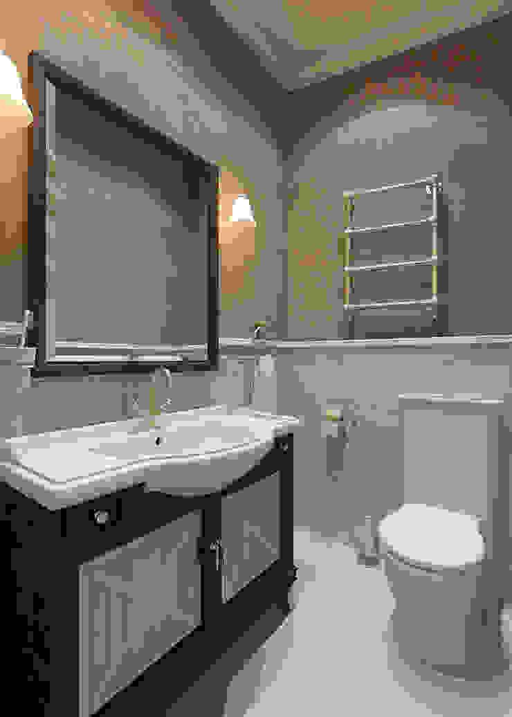 Санузел гостевой Aledoconcept Ванная в классическом стиле