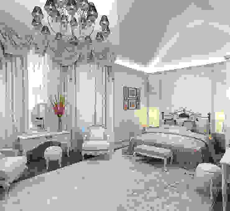 Спальня хозяев Aledoconcept Спальня в классическом стиле