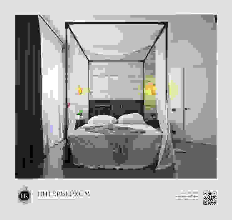Industrial style bedroom by ИнтерьерКом / InteriorCom Industrial