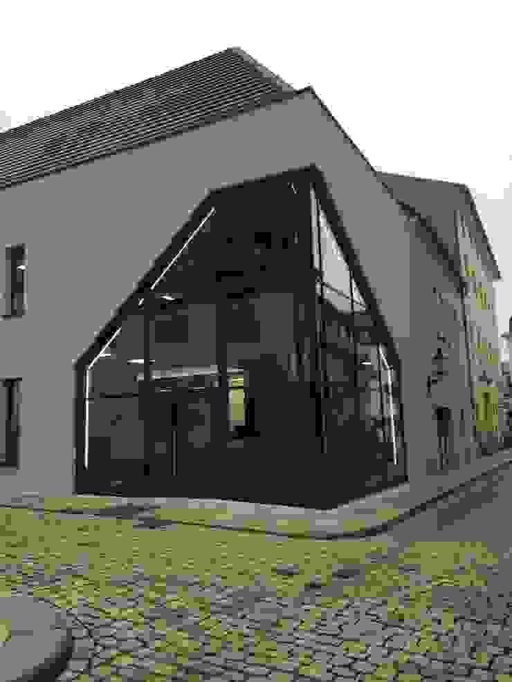 Modern offices & stores by phase 10 Planungs- und Ingenieurgesellschaft mbH Modern