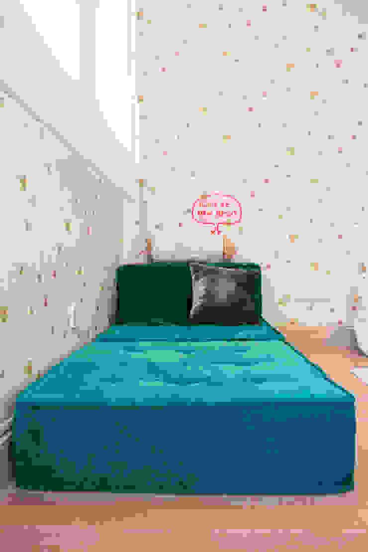 Interioristas y decoradores en Valencia Dormitorios infantiles de estilo moderno de Estatiba construcción, decoración y reformas en Ibiza y Valencia Moderno