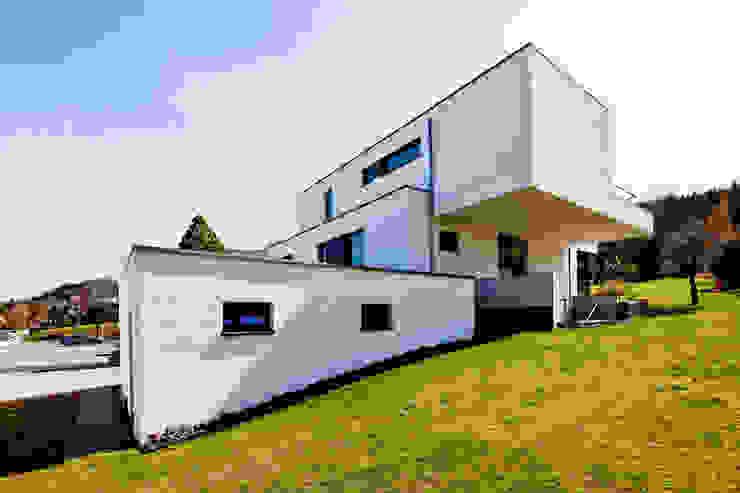brügel_eickholt architekten gmbh Minimalist Evler