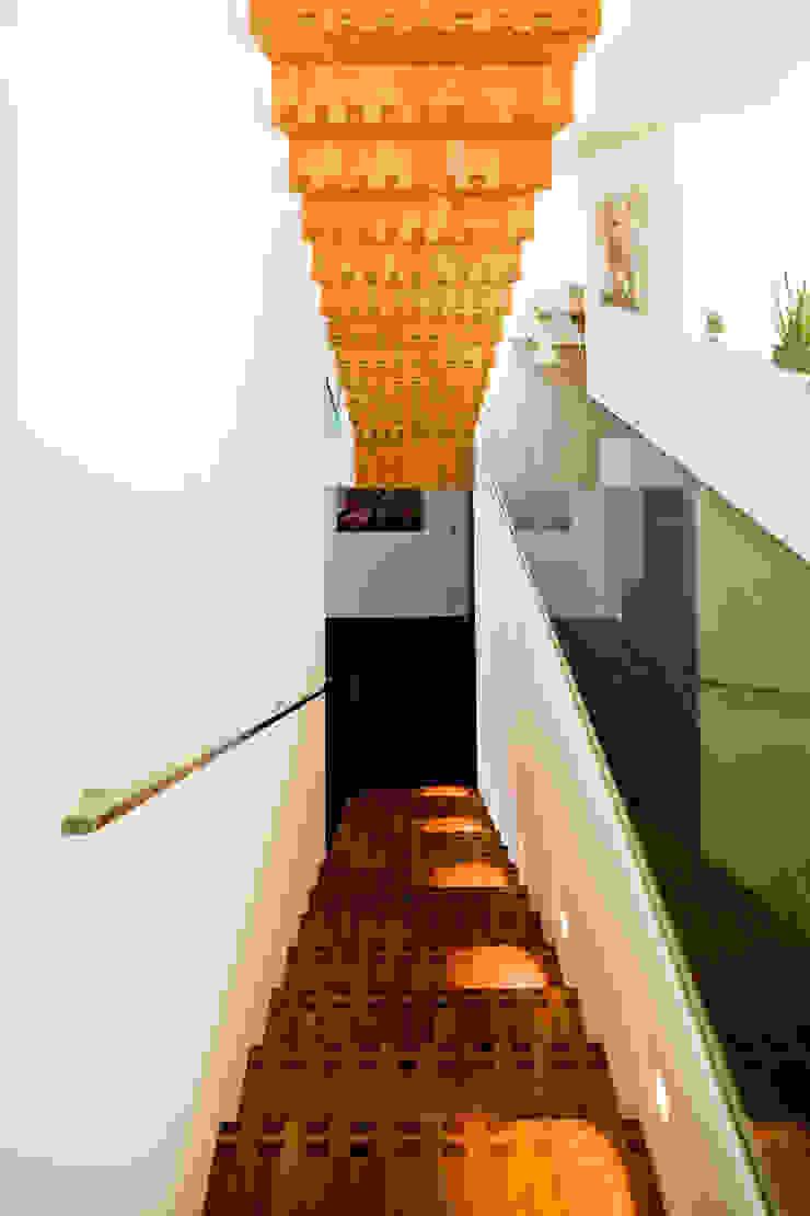 الممر الحديث، المدخل و الدرج من brügel_eickholt architekten gmbh حداثي