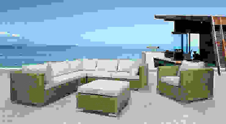 Conjunto Ibiza de SYD Muebles de Jardin Mediterráneo