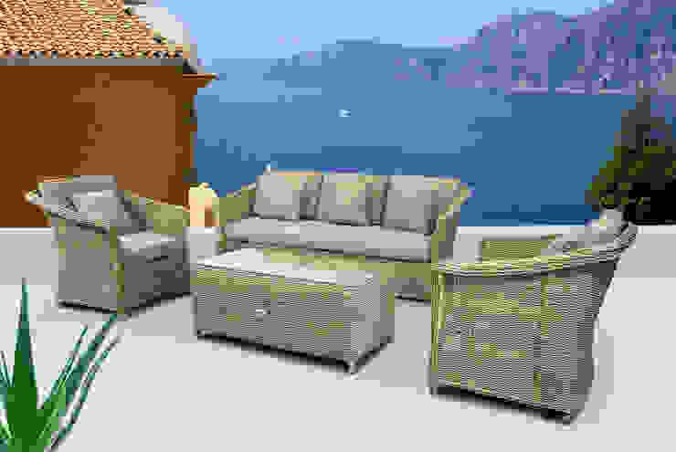 Conjunto Granada de SYD Muebles de Jardin Mediterráneo