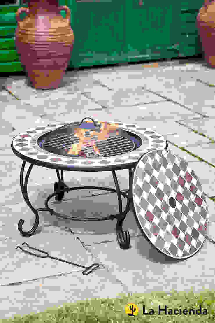 Napoli with grill La Hacienda Сад Грильницы