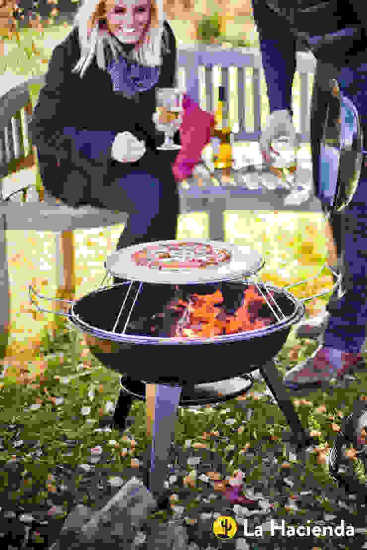 Pizza firepit La Hacienda GartenFeuerplätze und Grill